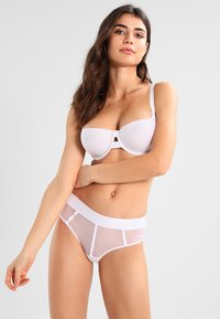DKNY Intimates - SHEERS HIPSTER - Briefs - white - 1
