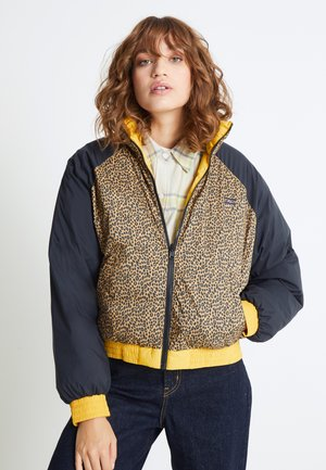 LYDIA REVERSIBLE PUFFER - Winter jacket - gold coast