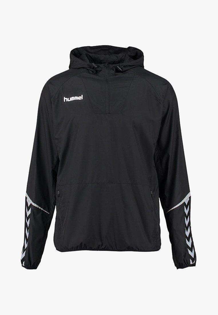 Hummel - Windbreaker - black