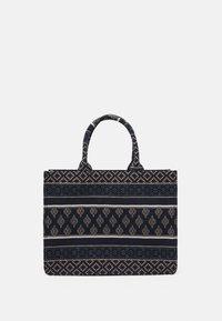 Even&Odd - Tote bag - blue - 0