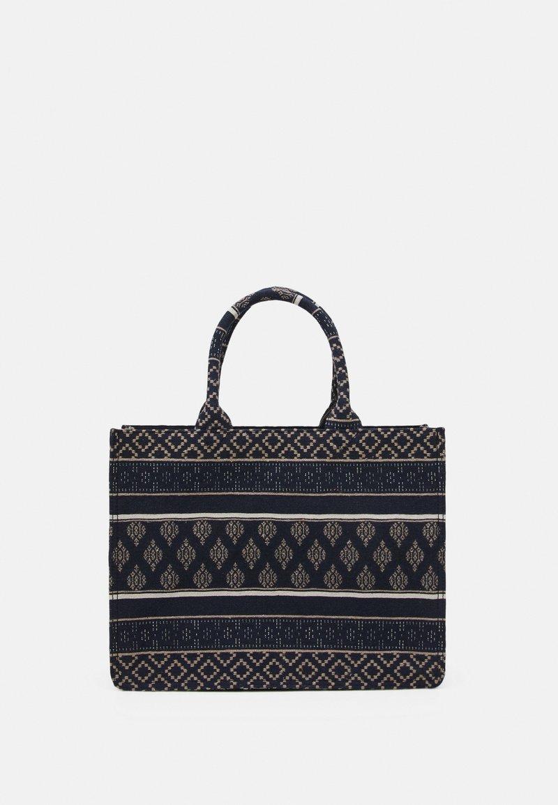 Even&Odd - Tote bag - blue