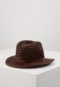 Brixton - MESSER FEDORA - Cappello - brown - 3