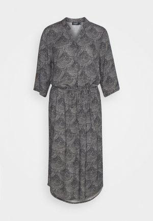 ZAYA DRESS - Day dress - black/creme