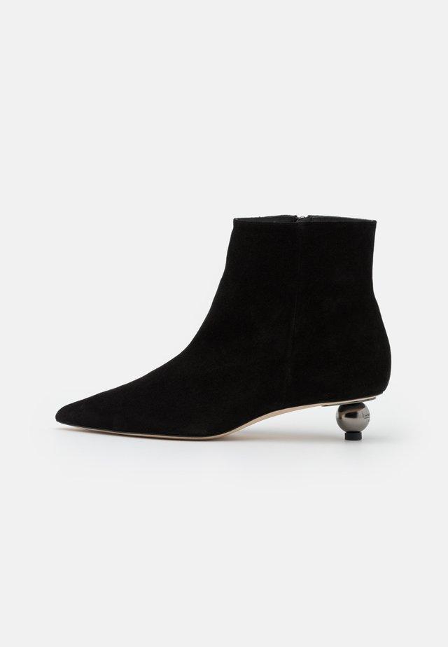MARUS - Korte laarzen - schwarz