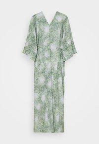 Henrik Vibskov - JELLY DRESS PRINT - Denní šaty - melted green - 1