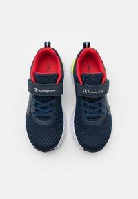 Champion - LOW CUT SHOE BOLD UNISEX - Zapatillas de entrenamiento - navy/red/yellow - 3