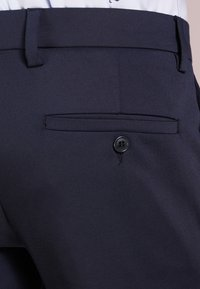DRYKORN - SIGHT - Suit trousers - navy - 3