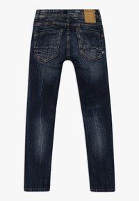 Vingino - AGNUS - Jeans Skinny Fit - dark used - 1
