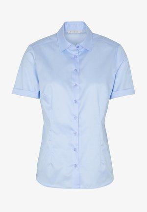 MODERN CLASSIC - Button-down blouse - hellblau