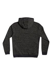 Quiksilver - Zip-up hoodie - dark grey heather - 1