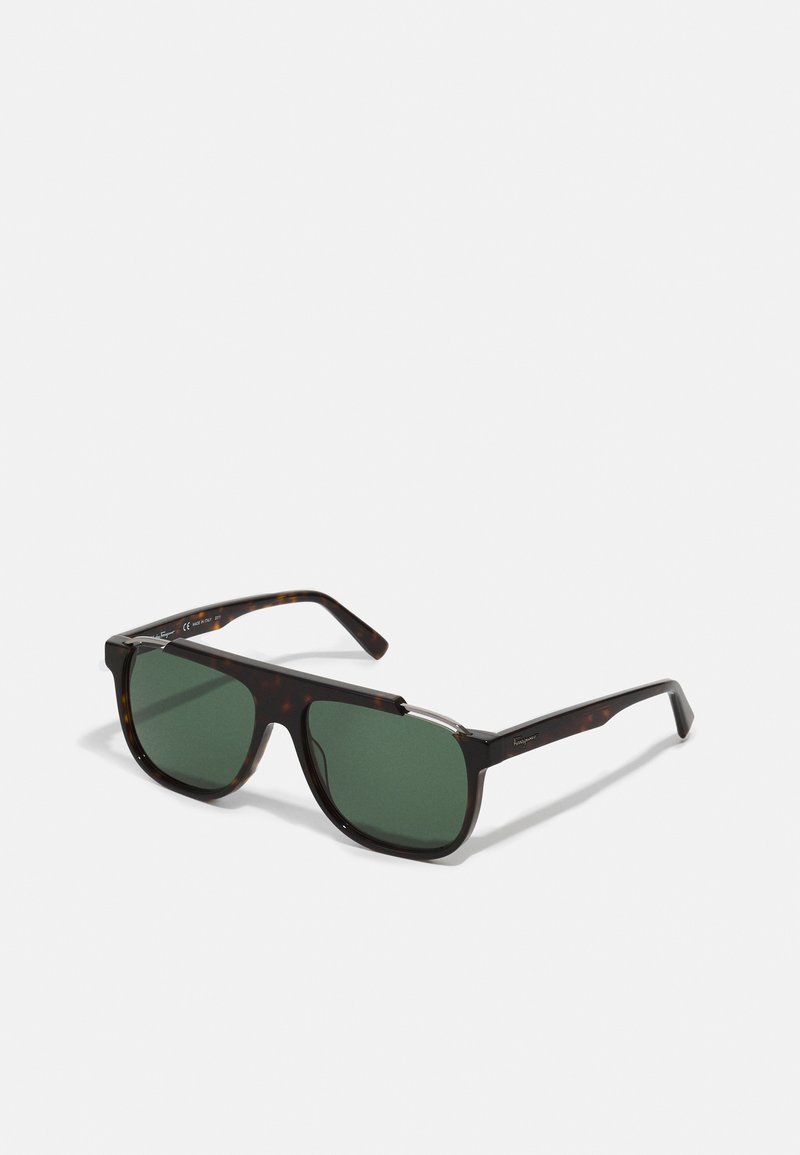 Salvatore Ferragamo - Sunglasses - dark tortoise