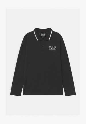 EA7  - Polo shirt - black