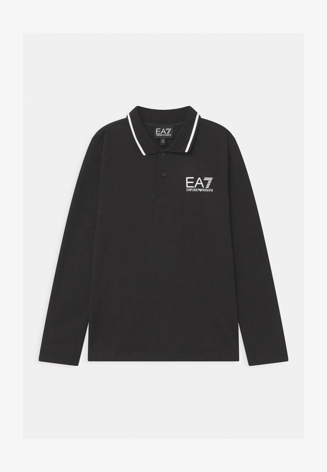 EA7  - Poloshirt - black