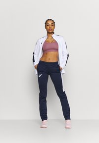 ASICS - WOMAN SUIT - Tracksuit - real white - 1