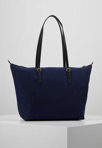 Lauren Ralph Lauren - KEATON TOTE-SMALL - Handbag - navy - 2