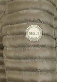 No.1 Como - ELLA - Winter jacket - moss - 4