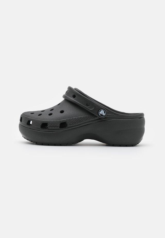 CLASSIC PLATFORM  - Sandalias - black