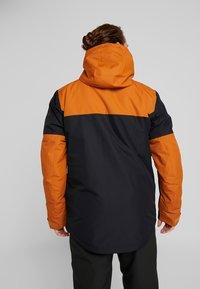 Wearcolour - ROAM JACKET - Snowboardjakke - black - 2