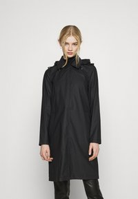 Vero Moda - VMSHADYSOFIA  - Waterproof jacket - black - 0