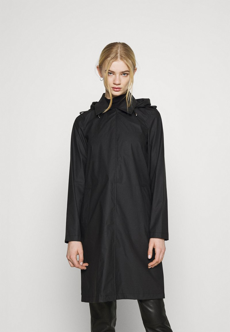 Vero Moda - VMSHADYSOFIA  - Waterproof jacket - black