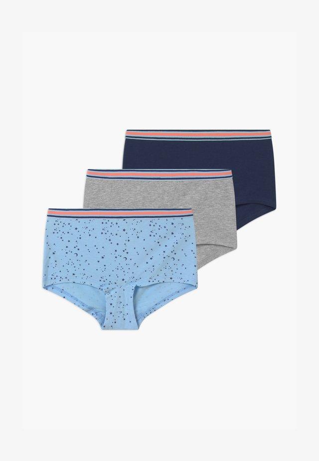TEENS 3 PACK - Pants - dark blue