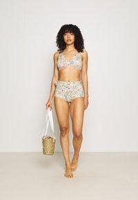 Underprotection - MELINA  - Bikini top - purple - 1