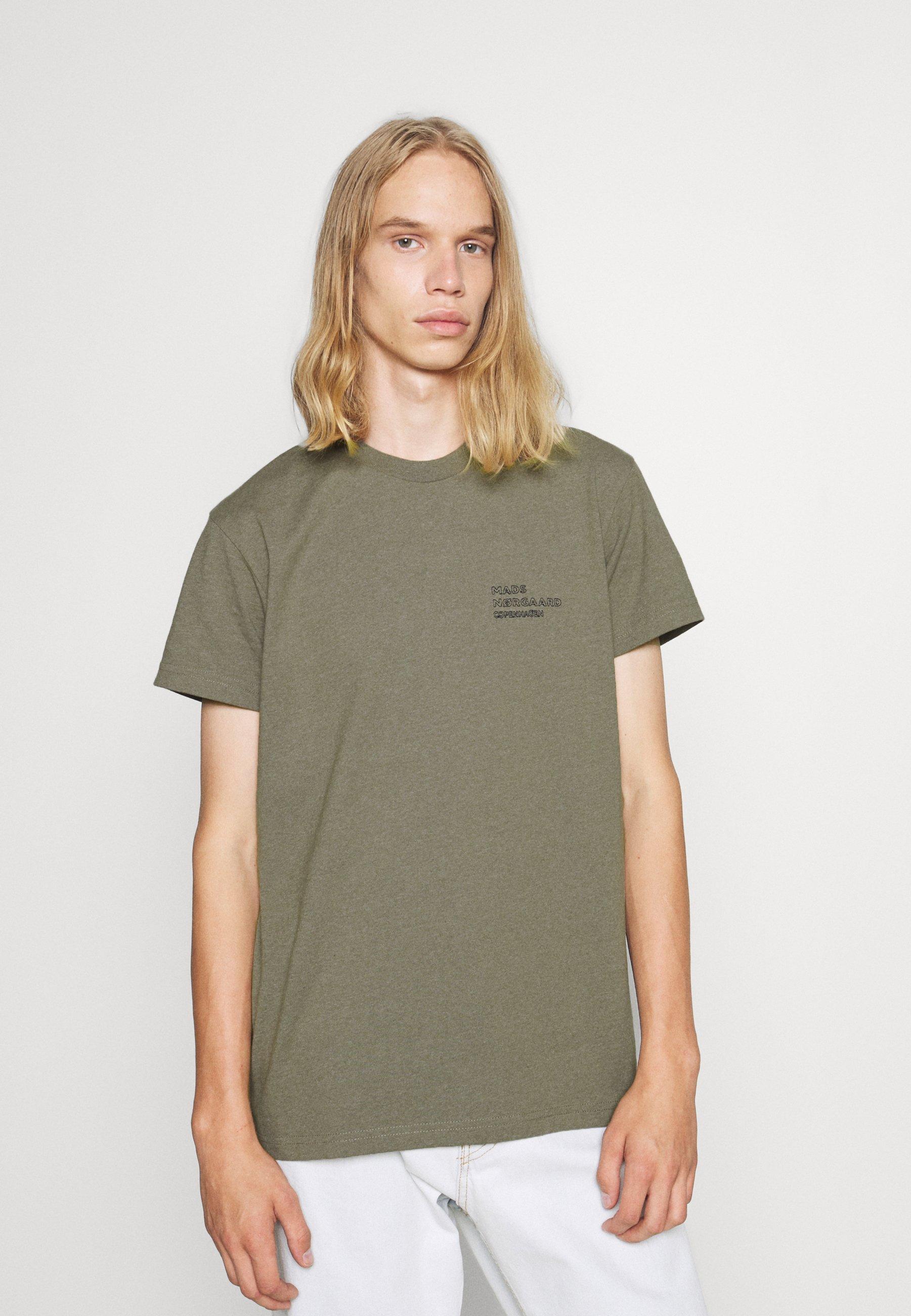 Homme DUSTY EMBROIDERY THOR - T-shirt imprimé