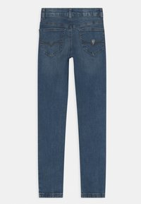 Guess - JUNIOR SKINNY FIT  - Jeans Skinny Fit - blue wash - 1