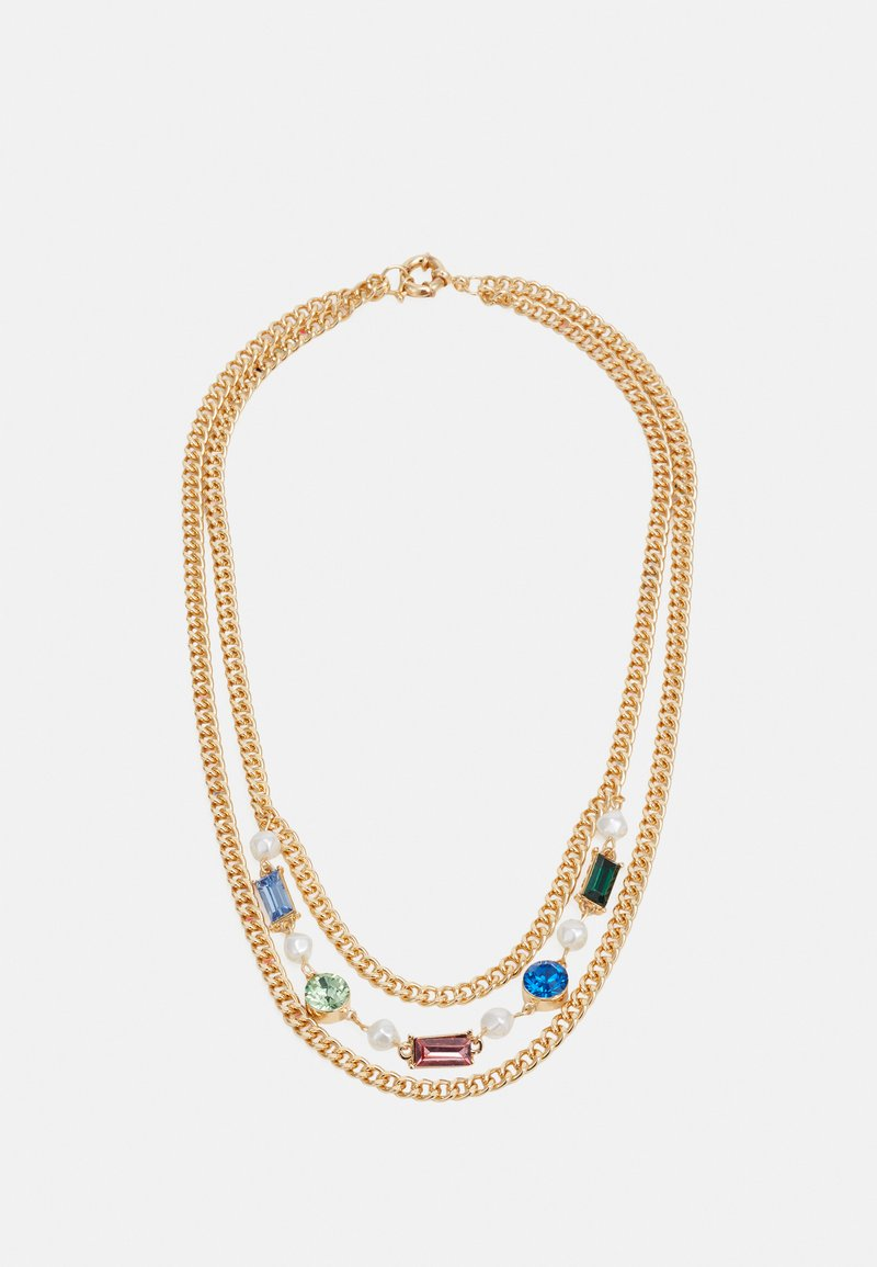 LIARS & LOVERS - EMBELLISHED CHAIN NECKLACE - Smykke - mixed
