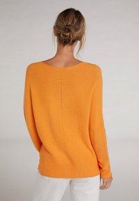 Oui - Jumper - orange - 2