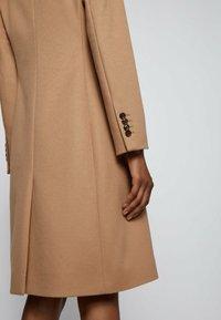 BOSS - CURIA - Classic coat - light brown - 4