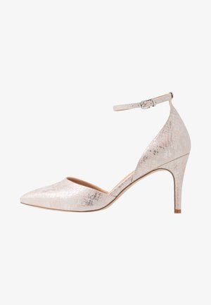 CORDELIA - Klassiske pumps - pink metallic