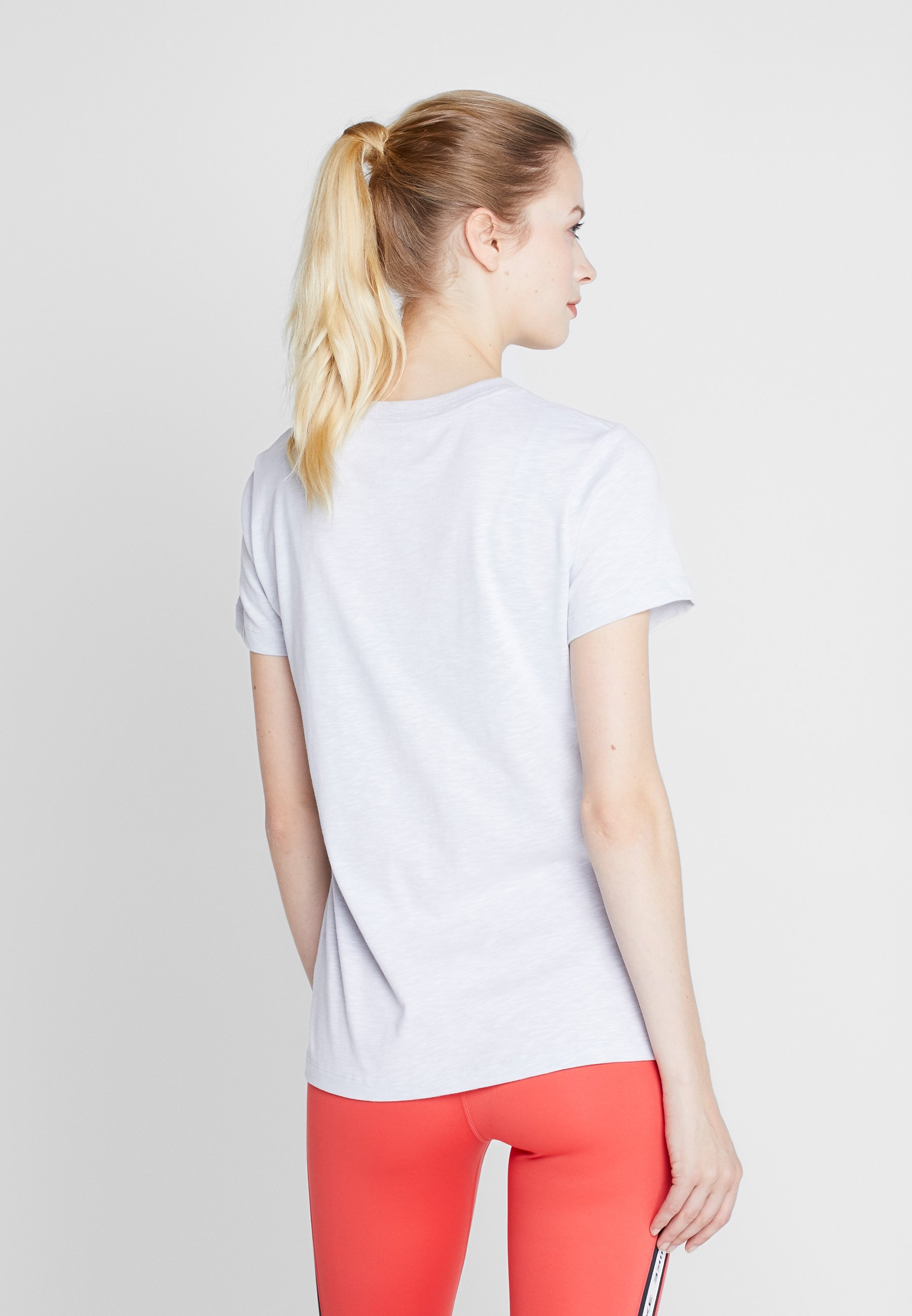 Koop Nieuwste Best Verkopende Dameskleding sdkjGX55lghisd Nike Performance DRY TEE CREW T-shirt print white/black A5DWFVF