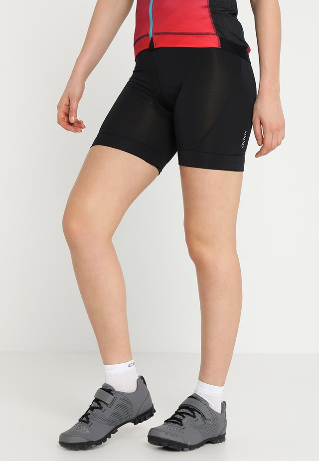 HABIT SHORT - Trikoot - black