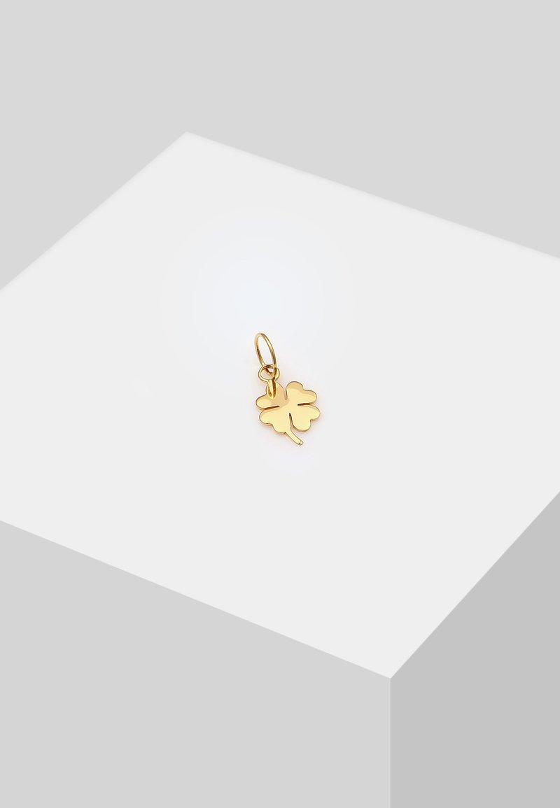 Elli - KLEEBLATT - Pendant - gold-coloured