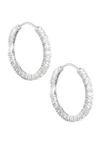 Elli - CREOLEN - Earrings - silber - 5