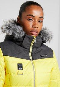 Icepeak - VINING - Skijakke - yellow - 5