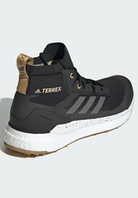 adidas Performance - TERREX FREE HIKER PRIMEBLUE WANDERSCHUH - Outdoorschoenen - black - 3