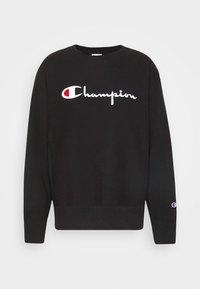 Champion Reverse Weave - CREWNECK - Collegepaita - black - 4