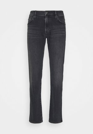 ADLER - Slim fit jeans - woodsmoke dark medium grey
