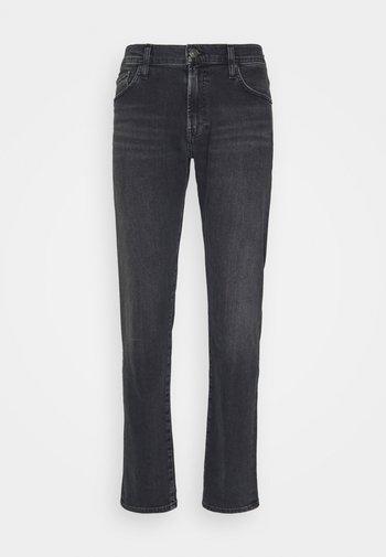 ADLER - Slim fit jeans - woodsmoke dark medium grey