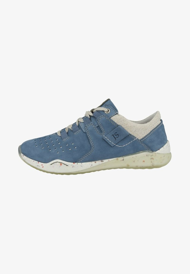 RICKY - Sneakersy niskie - blue combi
