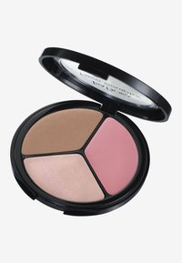IsaDora - FACE SCULPTOR - Face palette - cool pink - 1
