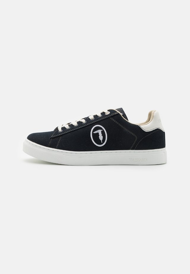 DANUS STITCH - Sneakers basse - navy blue