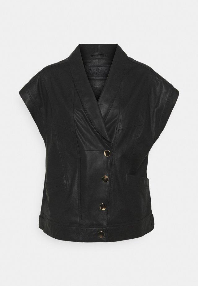 BLOUSE - T-shirt print - black