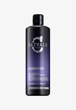 CATWALK FASHIONISTA VIOLET CONDITIONER - Conditioner - -