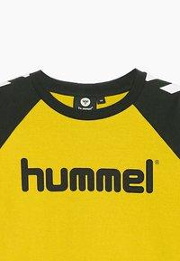 Hummel - Topper langermet - sulphur - 3