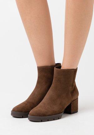 JAICO - Kotníkové boty - truffle