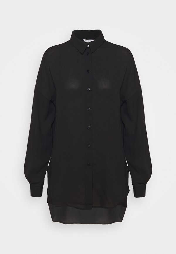 ONLY Tall ONLTAMARA - Koszula - black/czarny HQNZ