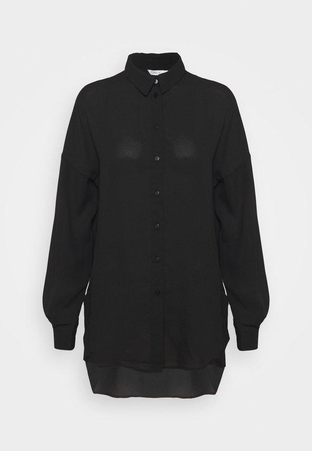 ONLTAMARA - Button-down blouse - black